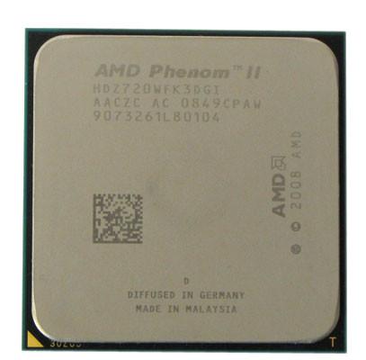 Процессор AMD Phenom II X3 720 Socket AM3