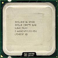 Процессор четыре ядра Intel Core2 Quad Q9400 LGA775