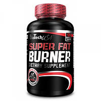Жиросжигатель BioTech USA Super Fat Burner (120 таб.)