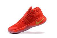Мужские баскетбольные кроссовки Nike Kyrie 2  (Red), фото 1