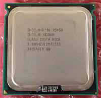 Процессор 4X Intel XEON X5450 +адаптер LGA775!