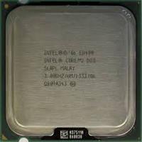 Процессор Intel Core2Duo E8400 3GHz LGA775