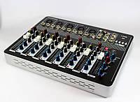 Аудио микшер Mixer BT-7000 4ch., 4-х канальный