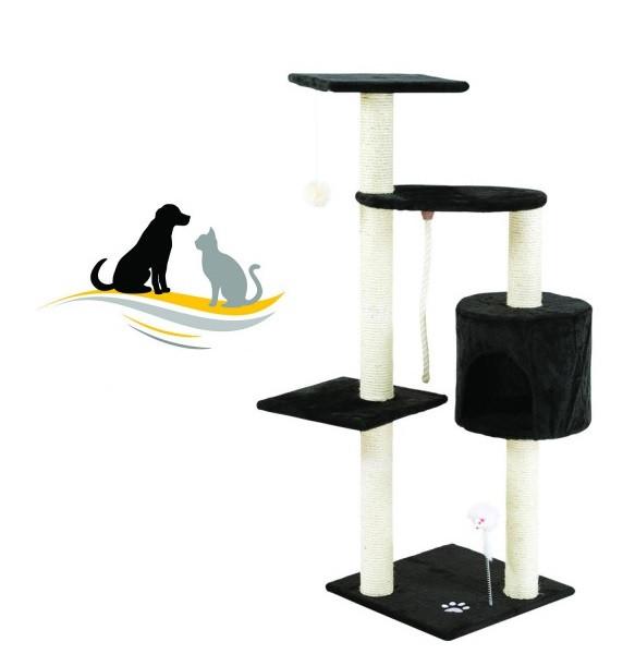 Когтеточки - домик для кошки