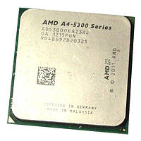 Процессор AMD A4-5300 Series 3.6-3.4GHz Socket FM2
