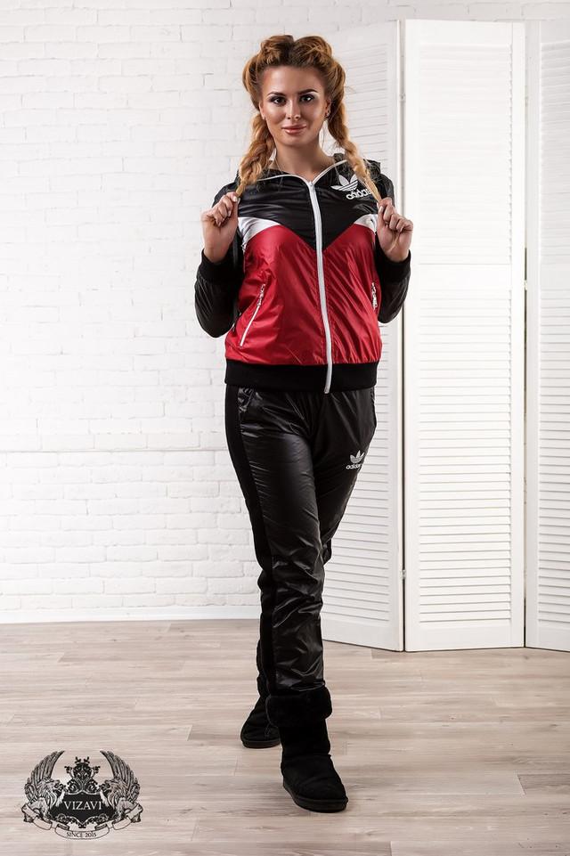 Купить спортивный костюм женский плащевка с доставкой