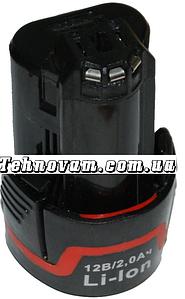 Аккумулятор для шуруповерта Арсенал ДА-12ABL 12V 2Ah Li-Ion