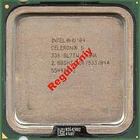 Процессор Intel Celeron D 336 2.8GHz Socket LGA775