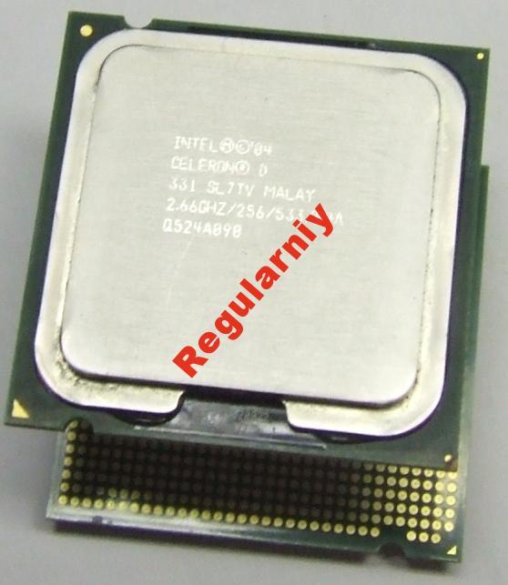 Процессор Intel Celeron D 331 2.66GH Socket LGA775