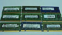 Память DDR2 1Gb SO-DIMM PC2-6400S 800MHz ОЗУ для ноутбука