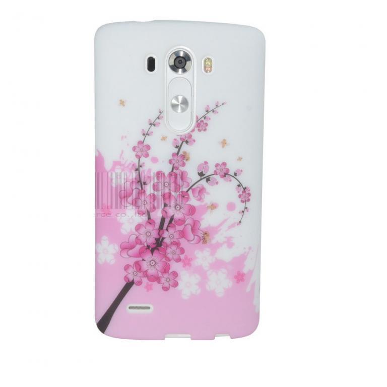 Пластиковый чехол для LG G3, E2