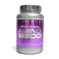 Аминокислоты Scitec Nutrition Amino 5600 (1000 таб.)