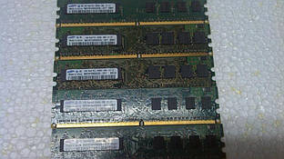 АКЦИЯ! Модуль памяти DDR2 1Gb PC2-6400 Гарантия!