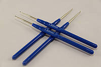 Гачок для в'язання з пластмасовою ручкою 1,5 мм