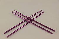 Крючок для вязания металлический 3,5 мм