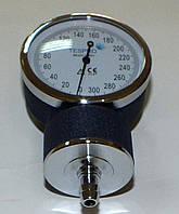 Манометр металлический импортный на тонометр, фото 1