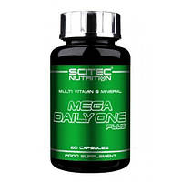 Витамины и минералы Scitec Nutrition Mega Daily One Plus (60 таб.)