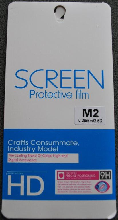 Защитное стекло для Meizu M2, F747