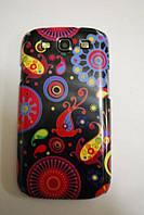Пластиковый чехол для Samsung Galaxy S3 i9300