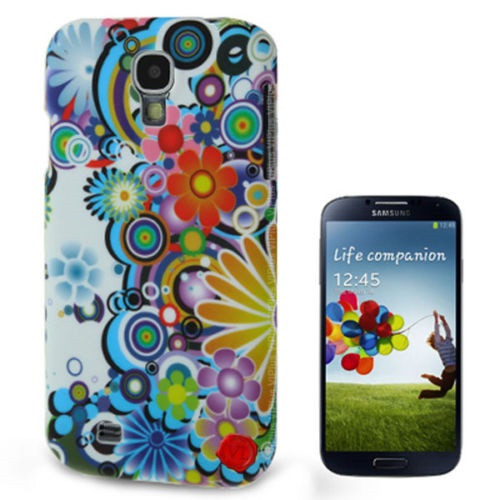 Пластиковый чехол Samsung Galaxy S4 i9500, E16