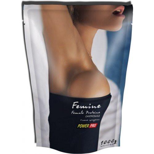Протеин для девушек Power Pro Femine 1 кг. (труфалье)