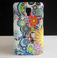 Пластиковый чехол Samsung S4 Mini i9190 i9192, E16