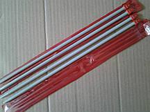 Спица прямая вязальная тефлоновая 7 мм