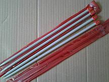 Спица прямая вязальная тефлоновая 8 мм