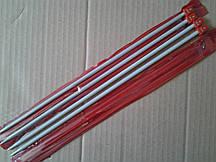 Спица прямая вязальная тефлоновая 6 мм