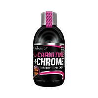 Л-Карнитин BioTech L-Carnitine 70.000mg+Chrome (500 мл.)