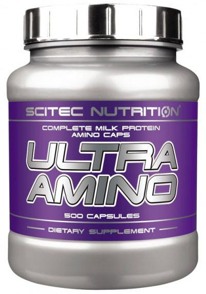 Аминокислоты Scitec Nutrition Ultra Amino (500 таб.)