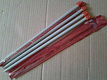 Спица прямая вязальная тефлоновая 10 мм