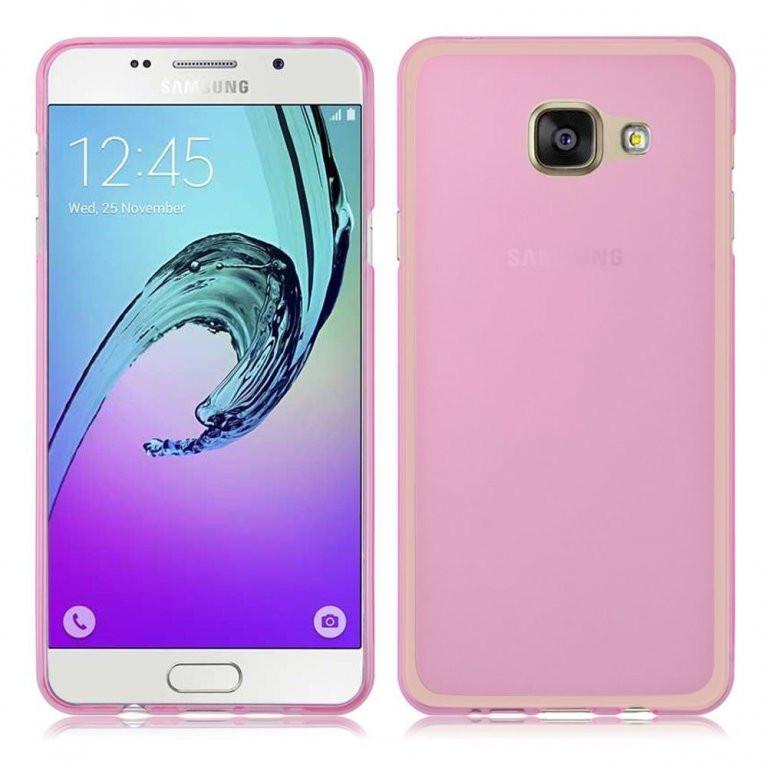 Силиконовый чехол Samsung Galaxy A5 2016 A510 G921
