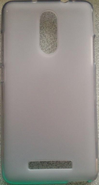 Силиконовый чехол для Xiaomi Redmi Note 3, S22