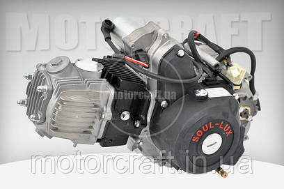 Двигатель Soul 1P52FMH 110cc Lux(Alpha), Farmer(Delta)