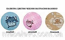 детский матрас Balu / Балу 90х200 Матролюкс h18 Bambino 2в1 зима/лето кокос боннель , фото 2