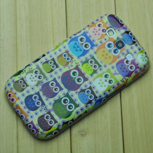 Пластиковий чохол Samsung Galaxy Note 2 N7100, E42