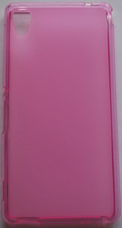Силиконовый чехол для Sony Xperia M4, K884