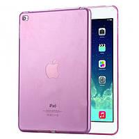 Силиконовый розовый чехол для Ipad mini 4, E451