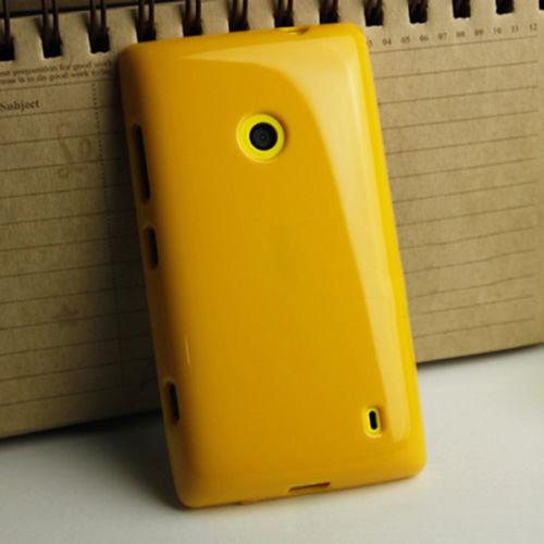 Силиконовый чехол для Nokia Lumia 520, N127