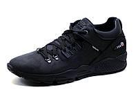 Кроссовки Jordan, мужские, нубук, черные, фото 1