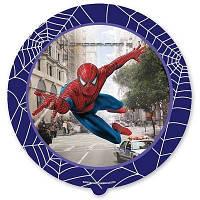 """Фольгированный шар с рисунком """"Человека Паука"""""""