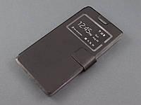 Чехол книжка для Microsoft Nokia Lumia 540 черная