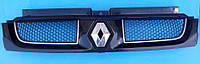 Решетка радиатора Renault Trafic 8200204450 (7700313438, 7701475497, 8200052586) 2001-2014гг, фото 1