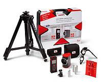 Комплект Leica DISTO D210 + LINO L2 - профессиональный набор для измерений и разметки