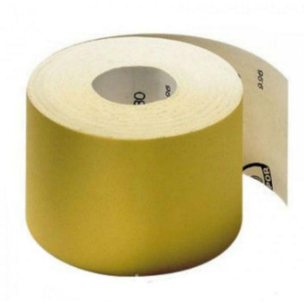 Шлифовальная бумага Klingspor PS 30 D P180 115х4500, рулон