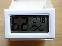 Цифровой электронный термометр+гигрометр