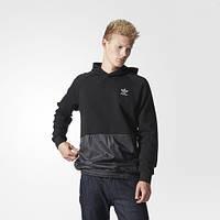 Худи с капюшоном для мужчин Adidas Sport Luxe TBW3S AY8099