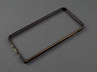 Бампер металл для Samsung Galaxy A7 2016 A710 черный