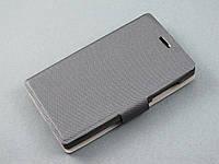 Чехол книжка для Microsoft Lumia 435 Nokia черная